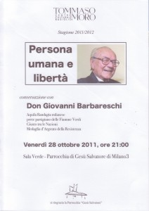 Iniziativa 28 ottobre 2011