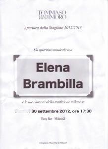Iniziativa Festa tesseramento 30.09.2012