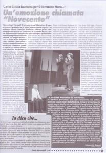 articolo Novecento marzo 2013