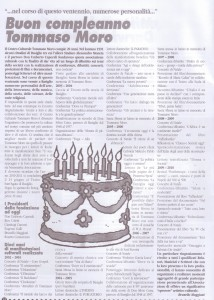 articolo buon onomastico giugno 2011