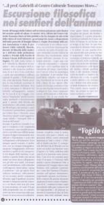 Escursione filosofica Gabrielli